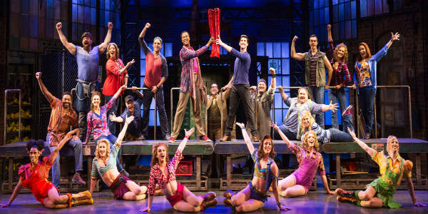 FAIRWINDS Broadway in Orlando presents Kinky Boots