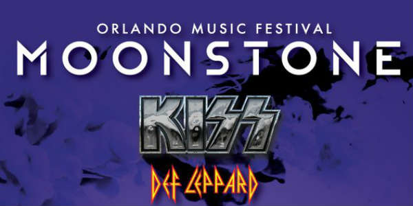 Moonstone Music Festival feat KISS and Def Leppard