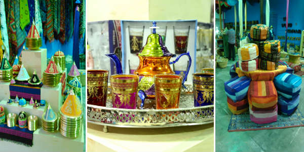 Moroccan Bazar at Artegon Marketplace
