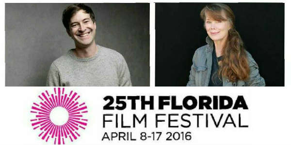Florida Film Festival - Mark Duplass and Sissy Spacek
