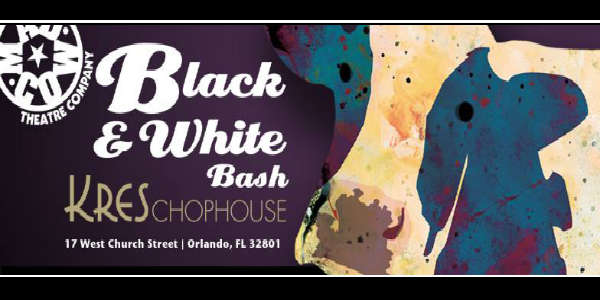 Mad Cow Theatre's Second Annual Black & White Bash