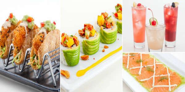 RA Sushi Spring 2016 limited menu