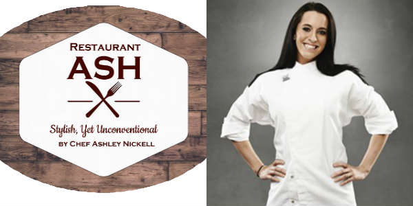 Chef Ashley Nickell to open Restaurant ASH