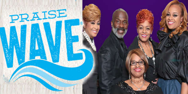 SeaWorld Orlando Praise Wave - Bebe Winans and The Clark Sisters