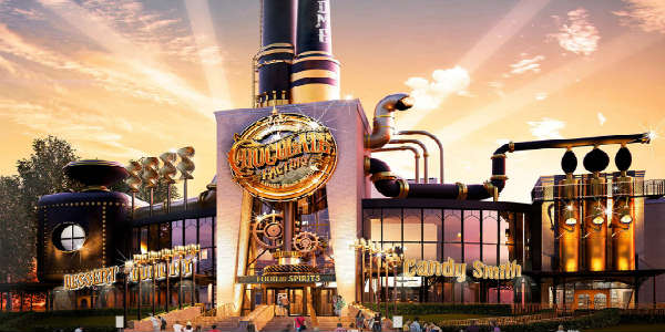 Toothsome Chocolate Factory to Open at Universal Orlando CityWalk