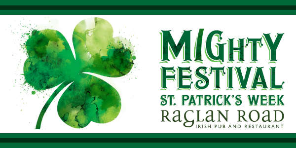 Mighty St. Patrick's Festival at Raglan Road at Disney Springs