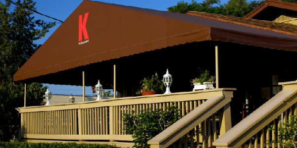 K Restaurant and Wine Bar in Orlando
