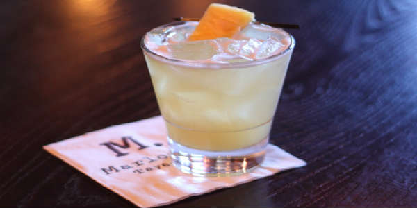 Marlow's Tavern - Pineapple Chili Margarita