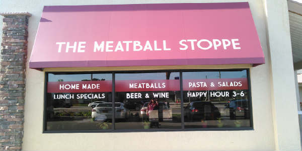 The Meatball Stoppe - exterior