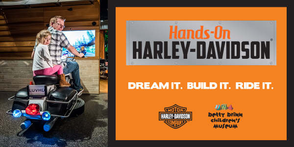 Orlando Science Center - Hands On Harley Davidson