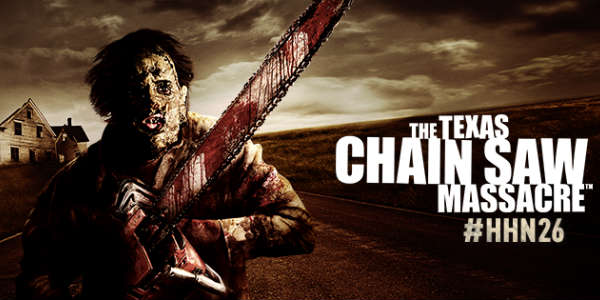 Halloween Horror Nights 26 - The Texas Chainsaw Massacre