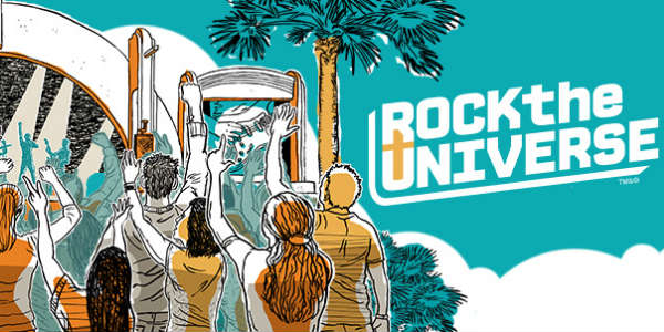 Rock the Universe at Universal Orlando