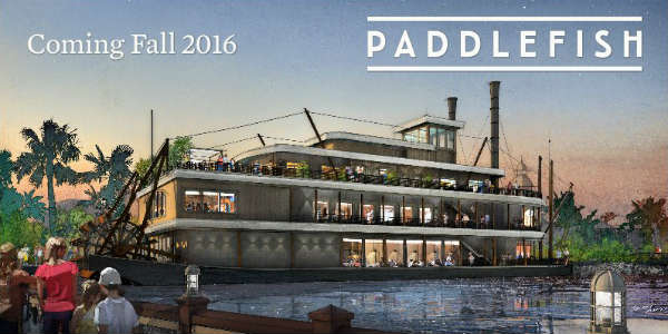 Paddlefish at Disney Springs at Walt Disney World