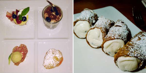 Tutto Italia - desserts