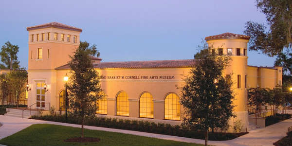 Cornell Fine Arts Museum at Rollins College in Winter Park