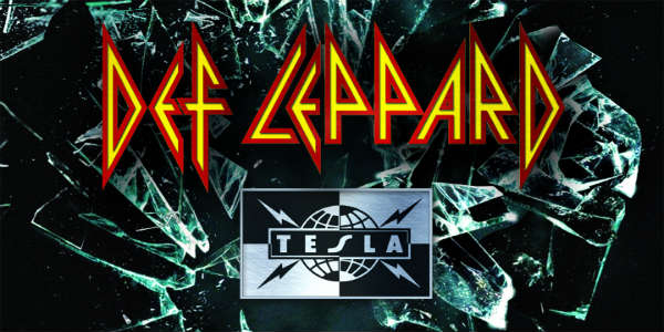 Def Leppard and Tesla to Rock Amway Center May 20