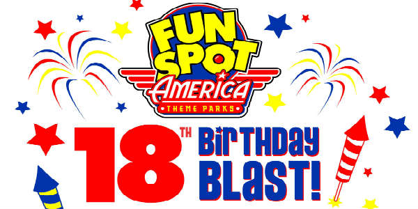 Fun Spot America Celebrates 18th Birthday