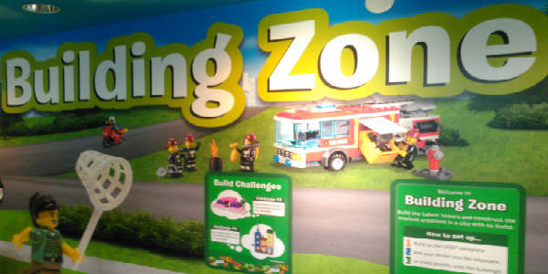 LEGOLAND Florida - Imagination Zone - Building Zone