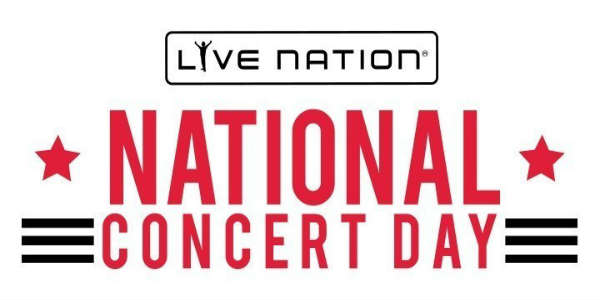 Live Nation Celebrates Summer's Music Tours With $20 Tickets