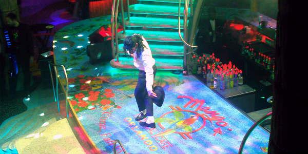Mango's Orlando - Michael Jackson tribute