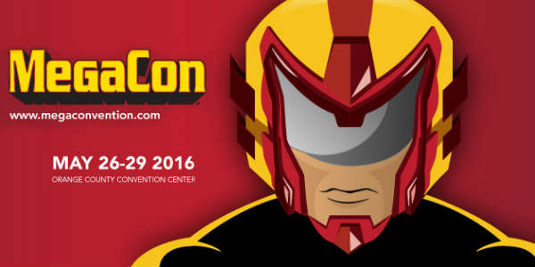 MegaCon Orlando Returns May 26-29, 2016