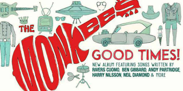 The Monkees album Good Times!