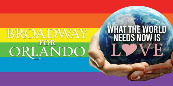 All-Star Broadway for Orlando Benefit Single Available Today