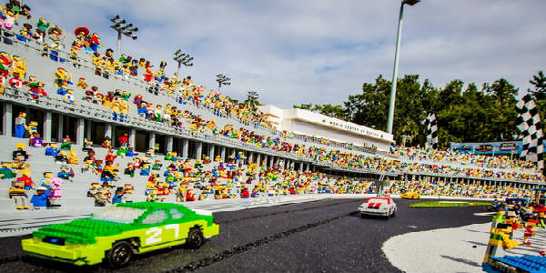 LEGOLAND Florida -Daytona International Speedway