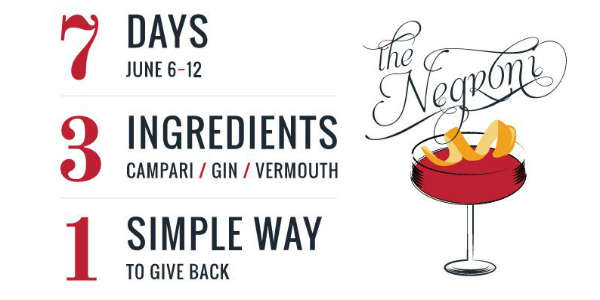 Negroni Week Hits Orlando