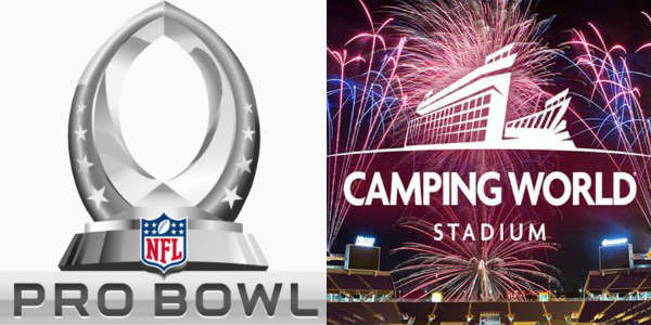2017 NFL Pro Bowl will take place at Camping World Stadium in Orlando