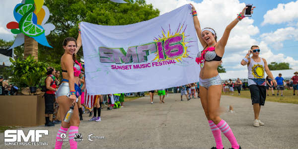 Sunset Music Festival 2016 - photographer Alex Perez