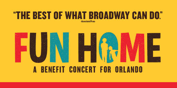 Fun Home to Perform Benefit Concert at Dr. Phillips Center for Equality Florida