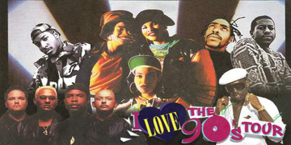 I Love the 90's Tour Hits Amway Center Dec 3