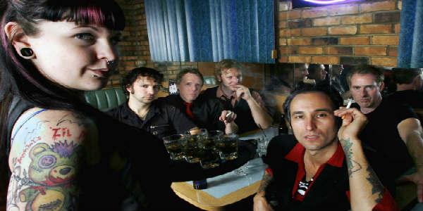 Sponge - Summerland Tour 2016