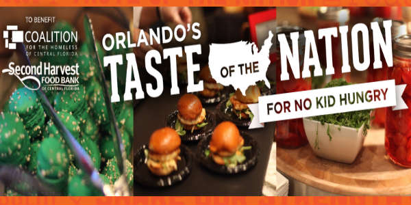 Orlando's Taste of the Nation