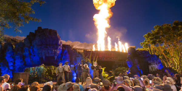 Skull Island: Reign of Kong was officially opened at Islands of Adventure at Universal Orlando