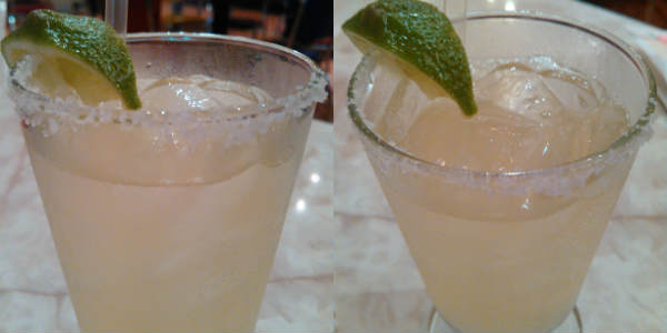 Chuy's Green Chile Fest - New Mexican Martini