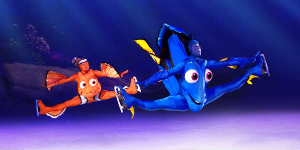 Disney On Ice presents Follow Your Heart - Finding Dory