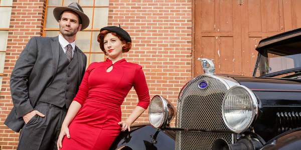 The Garden Theatre in Winter Garden kicks off its 2016-2017 season with the musical Bonnie & Clyde