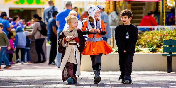 LEGOLAND Florida Hosts LEGO Star Wars Days