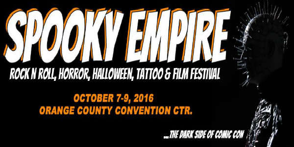 Spooky Empire returns to Orlando October 8-9