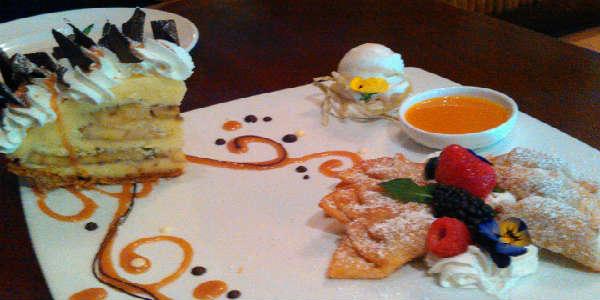 Emeril's Tchoup Chop - desserts