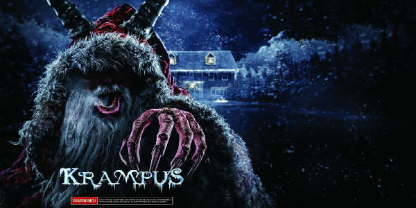 Krampus Comes to Halloween Horror Nights 26 at Universal Orlando #HHN26