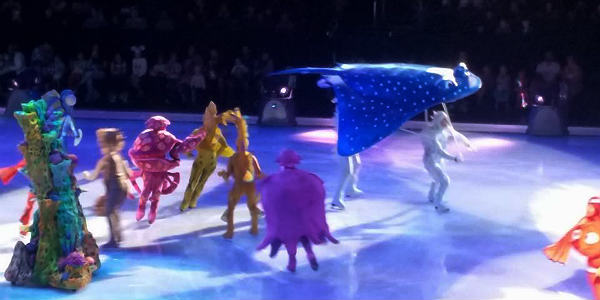 Disney on Ice Follow Your Heart - Finding Dory