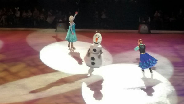 Disney on Ice Follow Your Heart - Frozen