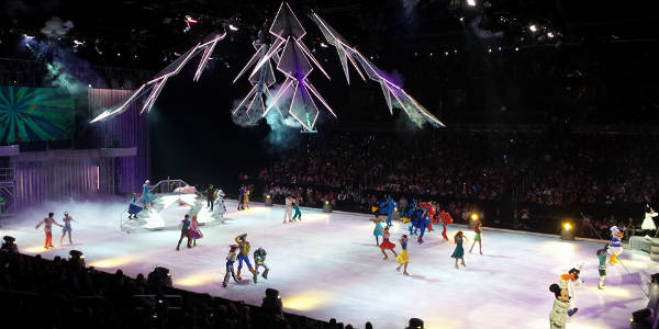 Disney on Ice Follow Your Heart - Finale