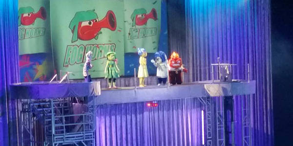 Disney on Ice Follow Your Heart - Inside Out