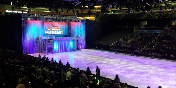 Disney On Ice Long Beach Review