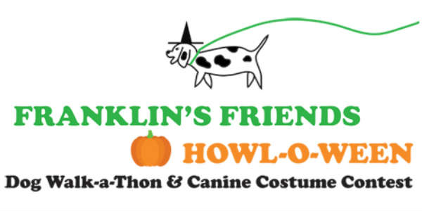 Franklin's Friends Howl-O-Ween Dog Walk