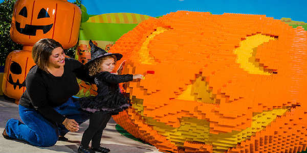 Brick or Treat at LEGOLAND Florida